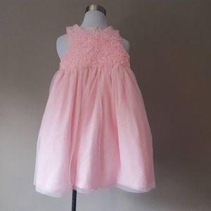 6X / Carter's / Dress / Girls / Pink / Frilly Top